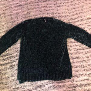 Super Soft Green Sweater